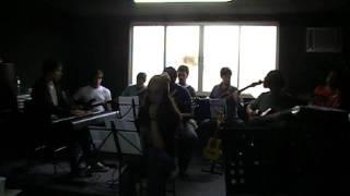 CONSERVATÓRIO DE MUSICA DE ITAJAI-BANCA PRATICA EM CONJUNTO-FEIRA DE MANGAIA