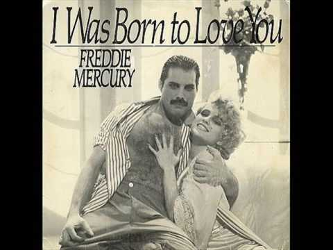 FREDDIE MERCURY   -   I Was Born To Love You  (Extended Remix)