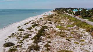 Droning Over Captiva Island, Florida