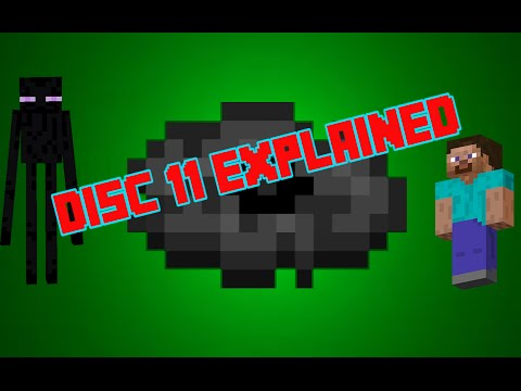 Minecraft Disc 11 Explained Mp3