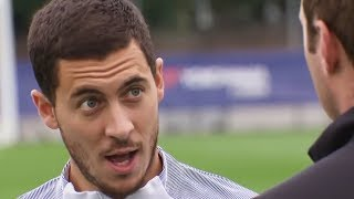 Eden Hazard ● Funniest Moments Ever