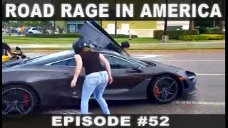 ROAD RAGE IN AMERICA # 52 / BAD DRIVERS USA, CANADA / NORTH AMERICAN DRIVING FAILS