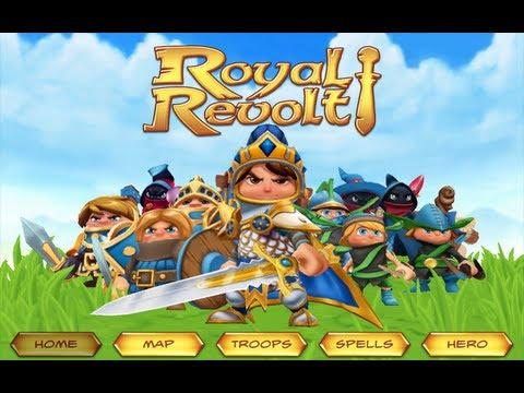 Video of Royal Revolt!