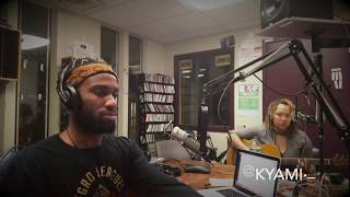 Throwback Thursday: Kyami + Jordan Taylor Hill on WCDB