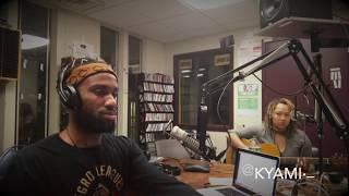 Throwback Thursday: Kyami + Jordan Taylor Hill on WCDB
