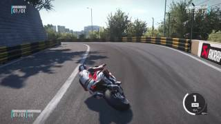 Gameplay circuito Macau