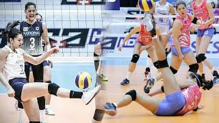 Top 10 Kick Saves | PHILIPPINE WOMEN'S VOLLEYBALL