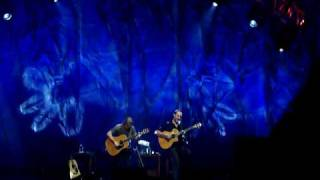 """Dave Matthews and Tim Reynolds perform """"Little Thing""""  on 12/11/09 at PH Theatre in Las Vegas"""