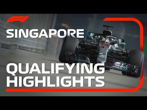 2018 Singapore Grand Prix: Qualifying Highlights