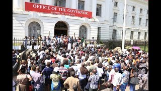 Workers threaten to go on strike over lack of clarity in Nairobi County transfer of function