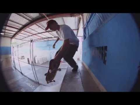 Cody Chapman Rips The Cannery for Santa Cruz Skateboards