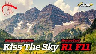 Discmania presents Kiss The Sky 2019 - Round 1, part 1 (McMahon, Rovere, Liebman, Kester)