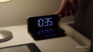 Discover the perfect fast wireless charging accessory for your bedside table