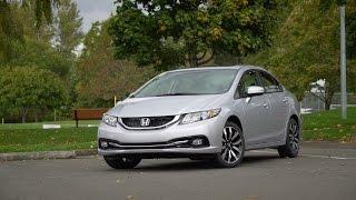 2015 Honda Civic Review