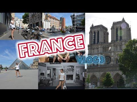 WATY IN FRANCE // Notre-Dame de Paris, Pompidou, Louvre, d'Orsay