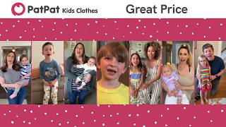 PatPat Kids Clothes | Cute | Quality | Great Price