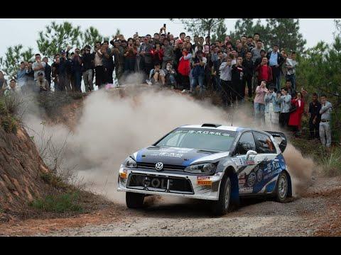 APRC18 TV Series - China Rally