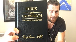 Think & Grow Rich - Books You Must Read!