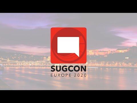 SUGCON Europe 2020 Promotion - YouTube