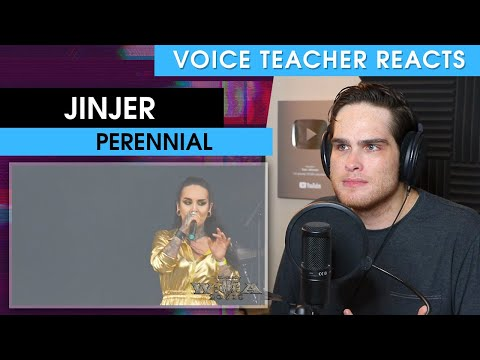 Voice Teacher Analyzes JINJER - Perennial (Live at Wacken Open Air 2019)