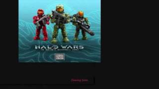 preview picture of video 'Halo Wars stop motion'