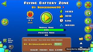 Flying Battery Zone - Video Youtube