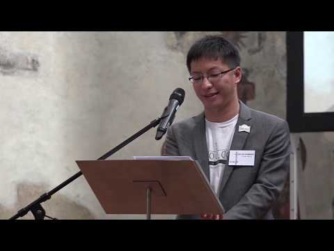 Přehrát video: Václav Havel Human Rights Prize 2019 Conference | Keynote speech: Yik Mo Wong