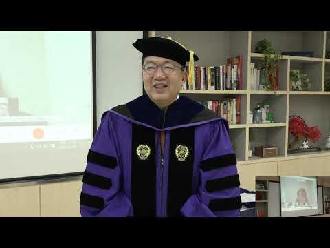 성균관대학교 중국대학원 2021년 겨울 학위수여식