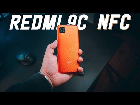 Cамый бюджетный смартфон Xiaomi с NFC - Redmi 9C