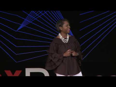 An astronaut's inspiring and winding road to space | Joan Higginbotham | TEDxBermuda