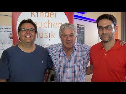 Rolf Zuckowski präsentiert: Deutschland in Europa - Die Live-Aufnahme mit dem Europa-Chor