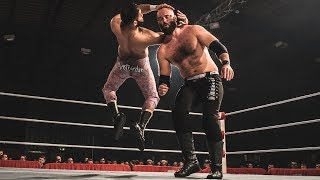 """Amir Jordan Attempts Dance Off With """"Gimmick Killer"""" Drake (Defiant Wrestling #12)"""