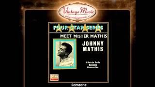 Johnny Mathis -- Someone (VintageMusic.es)