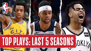 D'Angelo Russell's TOP PLAYS | Last 5 Seasons