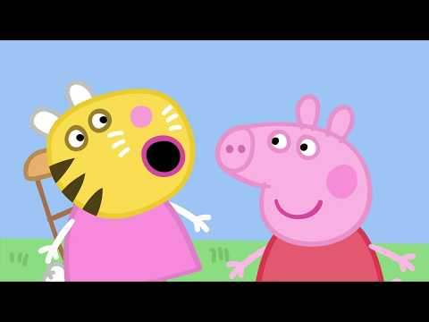 Peppa Pig English Episodes | Fun and Games with Peppa! Peppa Pig Official