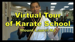preview picture of video 'Virtual Tour of Karate Classes in Mount Laurel, NJ: Dinoto Karate Center | Part 01'