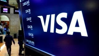 Visa: Earnings beat expectations, stock rises