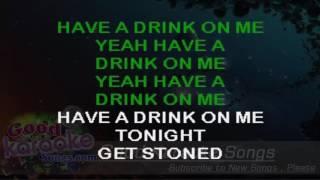 Have a Drink on Me - AC DC ( Karaoke Lyrics )