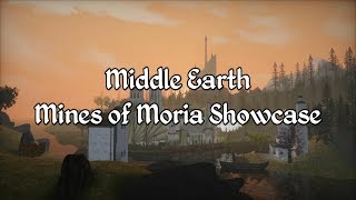 Middle Earth - Mines of Moria Showcase - A Morrowind Mod