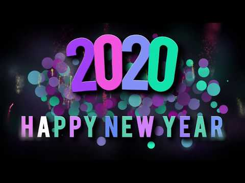 NEW!!!✅2020 Happy NEW YEAR✅Animation Greeting Cards #4K #WhatsApp