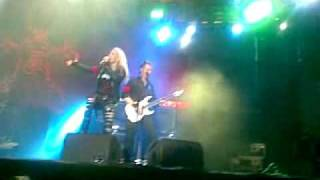 Taking Back My Soul - ARCH ENEMY - live MASTERS OF ROCK 2009
