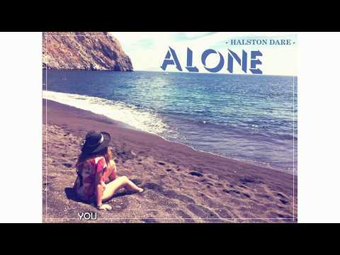 ALONE - Halston Dare [Lyrics Video_madebycolorblack]