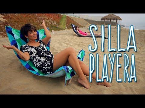 La Mejor Silla para Relajarte en la Playa - Maiah Ocando - mitú