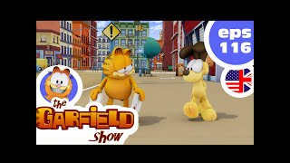 THE GARFIELD SHOW   EP116   Prehistoric Pup