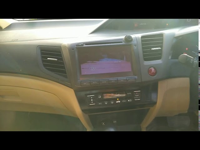 Honda Civic VTi Oriel Prosmatec 1.8 i-VTEC 2013 for Sale in Karachi