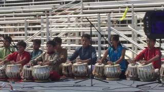 Tabla Niketan Students at Ganesh Utsav 2016 in Milpitas, CA