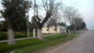 preview picture of video 'Pasando por Cacique Ariacaiquin'