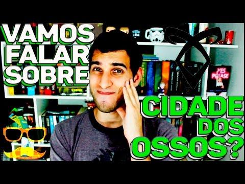 DISCUSSÃO DE CIDADE DOS OSSOS, CASSANDRA CLARE (COM SPOILERS!!) | Livraria em Casa