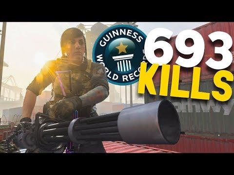 693 KILLS.. 😱 | Modern Warfare [WORLD RECORD] [OLD]