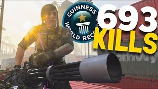 693 KILLS.. 😱 | Modern Warfare [WORLD RECORD] [OLD]
